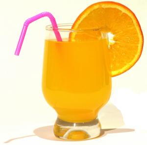 suco de laranja-logo
